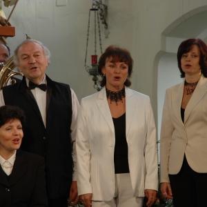 Milan Černohouz, Ivana Jelínková und Ivana Zbořilová