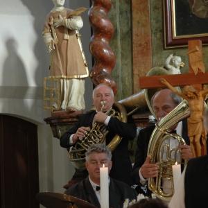 Veselka unter der Leitung von Ladislav Kubeš