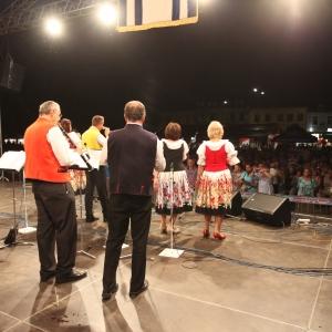 """21. Internationales Blasmusikfestival """"KUBEŠOVA SOBĚSLAV"""" 18./19. Juli 2015"""