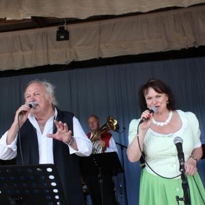 Milan Černohouz und Ivana Jelínková