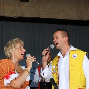 Ivana Ročková und Radek Klusoň