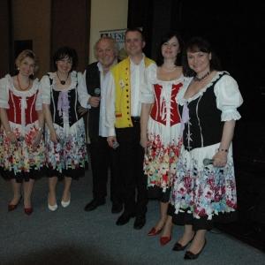 Ivana Ročková, Blanka Tůmová, Milan Černohouz, Radek Klusoň, Ivana Zbořilová, Ivana Jelínková